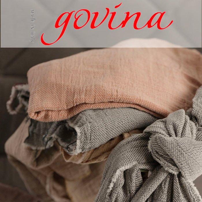 Biancheria per la casa Govina Il giusto comfort per piacevoli momenti